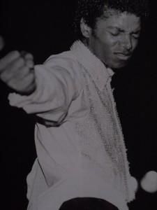 A fiatal Michael Jackson