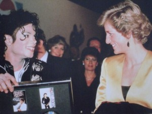 Diana hercegnővel