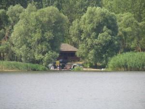 Palotás Horgásztó