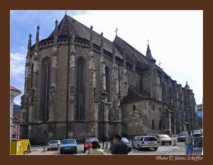Brassó. Fekete-templom