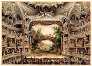 Francia színház