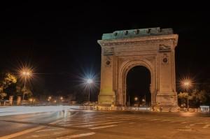 Bukarest. Diadalív