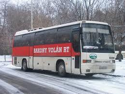 A Bakony Volán egyik busza