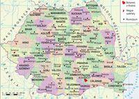Románia megyéi