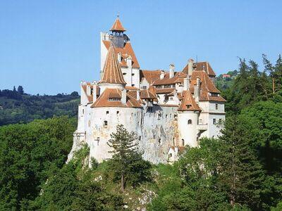 Törcsvár, Dracula kastély