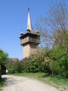 Felső-Tisza vidéki templom