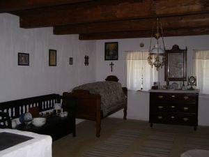 Lakóház belső, Felső-Tisza vidéke