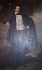 Arany János festményen