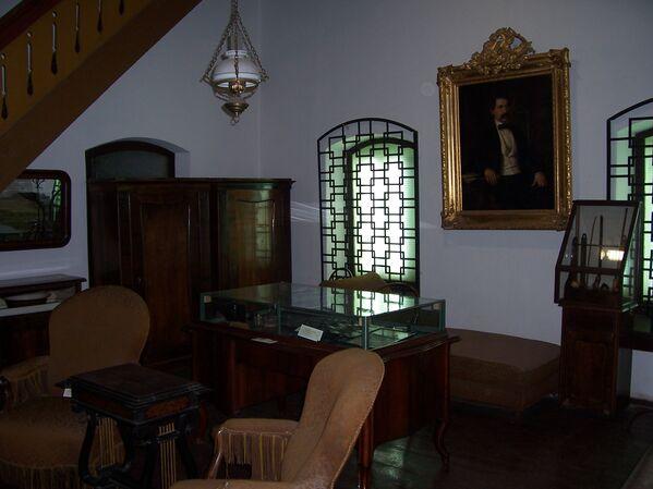 Arany János dolgozószobája