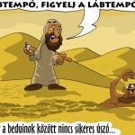Beduin úszó
